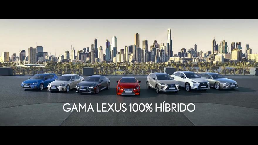Descubre las últimas 4 unidades en los Blue Days de Lexus Alicante