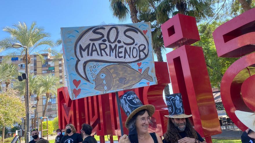 """Para salvar el Mar Menor, """"menos pimientos y más cumplimiento"""""""