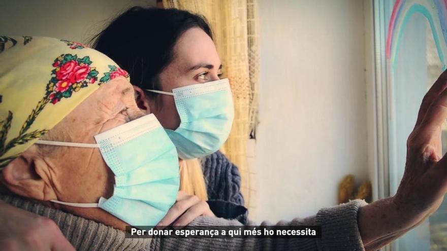 Càritas fa balanç d'un any de pandèmia i expressa el seu agraïment pel suport rebut