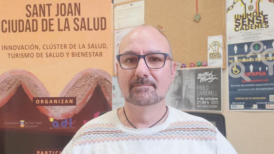 COMIENZAN LAS OBRAS DE MEJORA EN EL MERCADO MUNICIPAL DE SANT JOAN D'ALACANT
