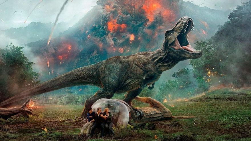 «Jurassic World»: dinosaures amb pedigrí