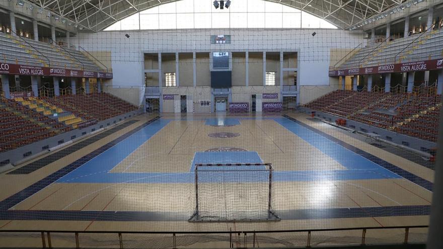 El partido entre el Córdoba Futsal y el Valdepeñas, aplazado