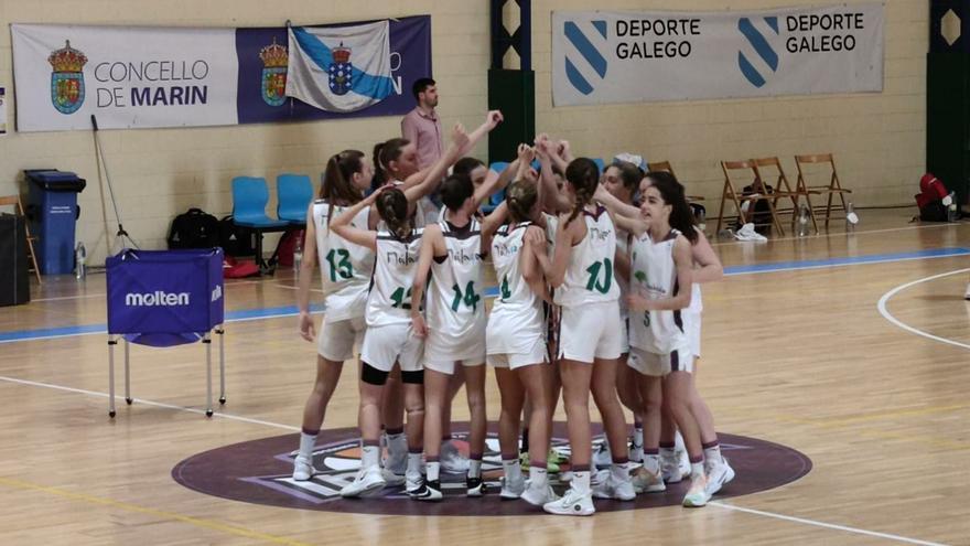 Doble victoria para el Unicaja en el Campeonato de España infantil