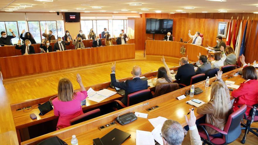 El Pleno de Vigo reabre sus puertas