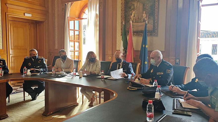 Invertirán 9,5 millones de euros en la futura comisaría de Policía de Marbella
