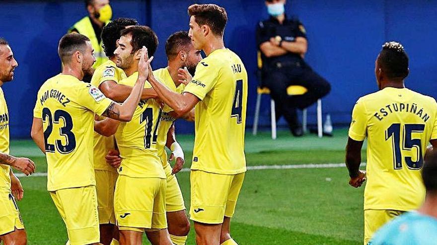 El Villarreal ya sabe a qué equipos se va a enfrentar en la Europa League
