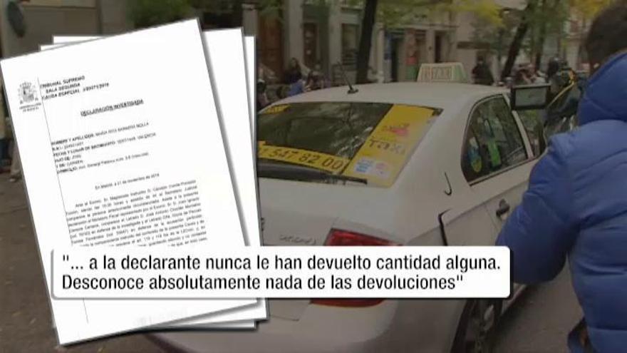"""Rita Barberá declara que sus 1.000 euros era una donación """"desinteresada"""""""