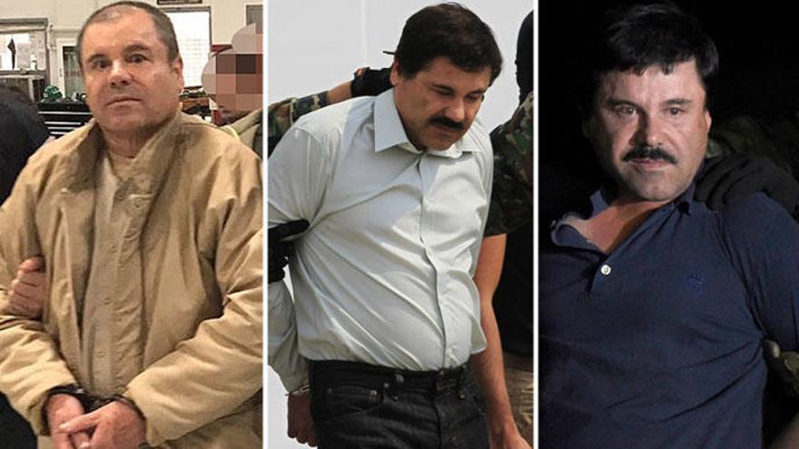 El Chapo, capo máximo de la droga