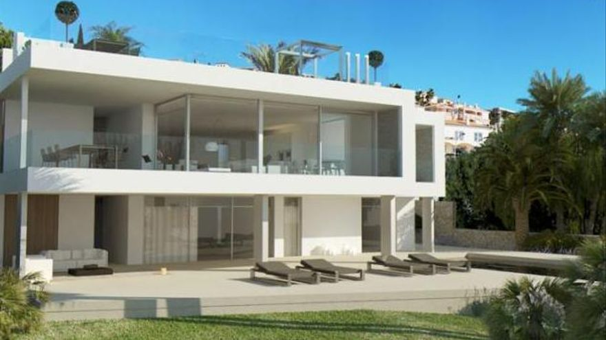 Handelsplattform Bergfürst startet Crowdfunding für Mallorca-Villa