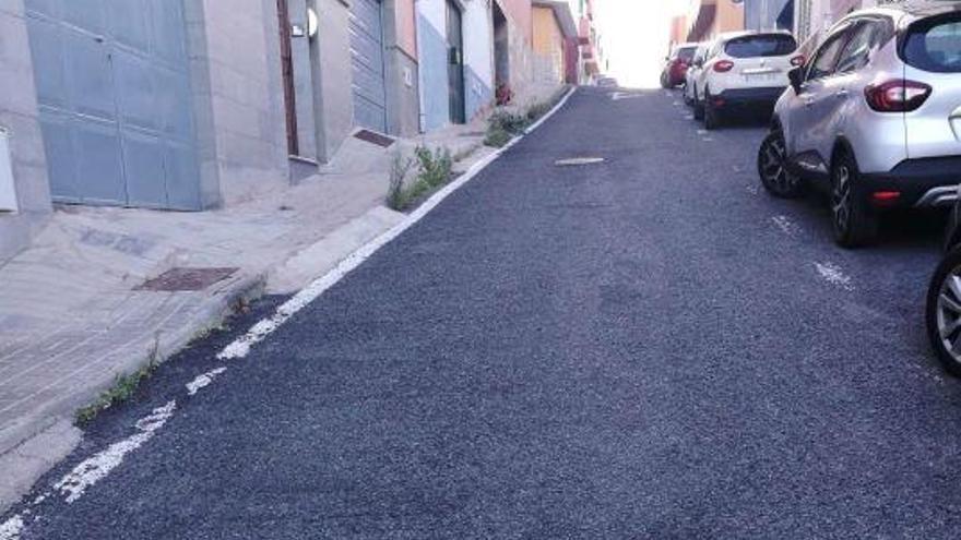 Residentes de La Herradura se quejan del mal estado y peligrosidad de sus calles