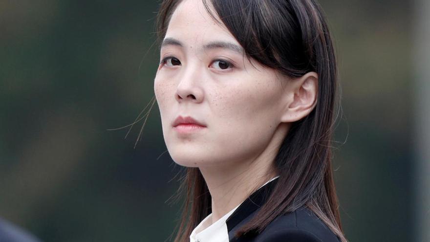 La germana de Kim Jong Un avisa de la ruptura imminent de les relacions amb Corea del Sud