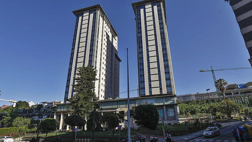 Una pesquera hace una oferta por una planta de las torres al Club Financiero de Vigo