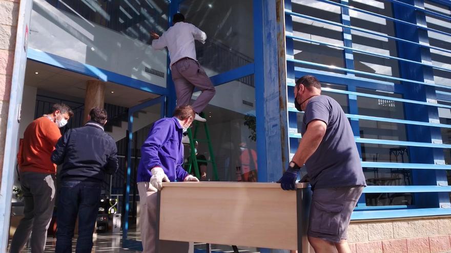 El Ayuntamiento de Rute se traslada por obras de reforma a la ludoteca municipal