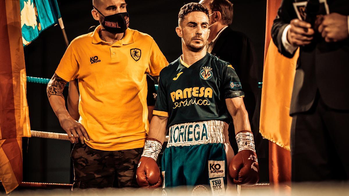 Jairo Noriega aspira a ser campeón de Europa del peso mosca