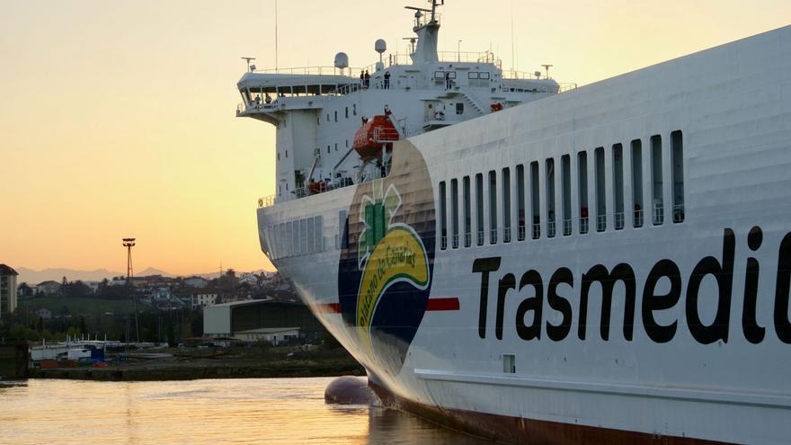 El transporte del plátano a la península refuerza su importancia estratégica para Canarias durante la  pandemia