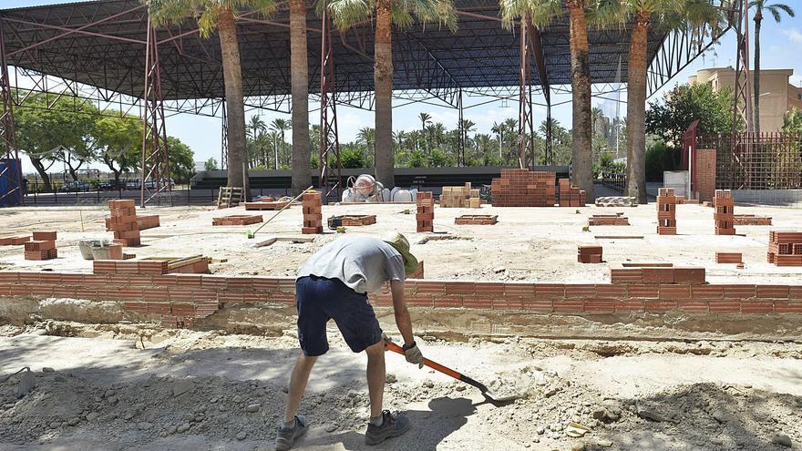 Los Palmerales tendrá un nuevo polideportivo tras una inversión de más de medio millón de euros