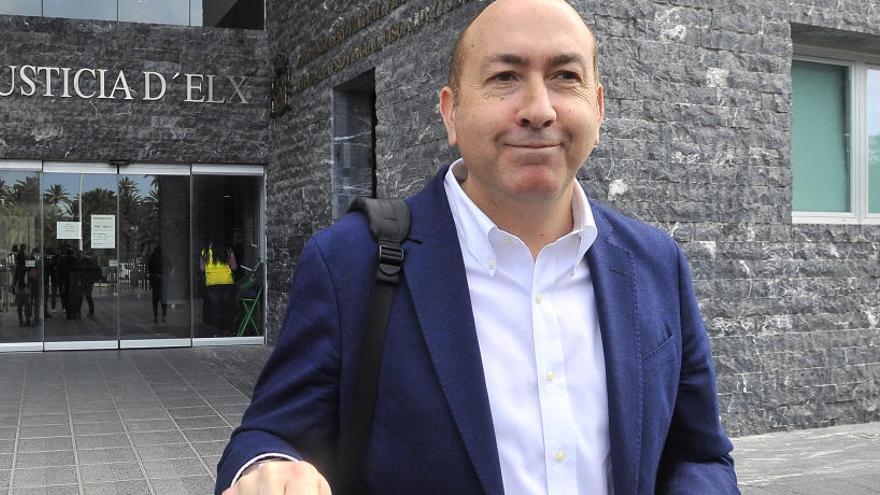 El juez archiva  en plena campaña la causa contra Alejandro Soler por presunta prevaricación