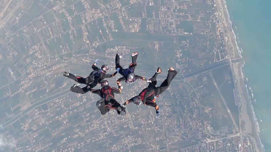 El Ejército del Aire conquista el cielo de Castelló