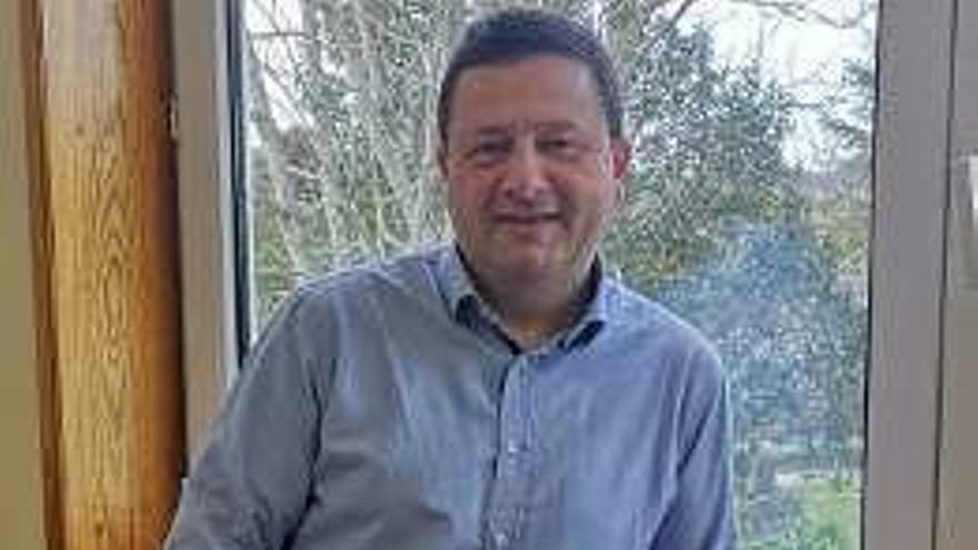 Manuel Campos, elegido presidente de la sección de Villas Termales de la FEMP