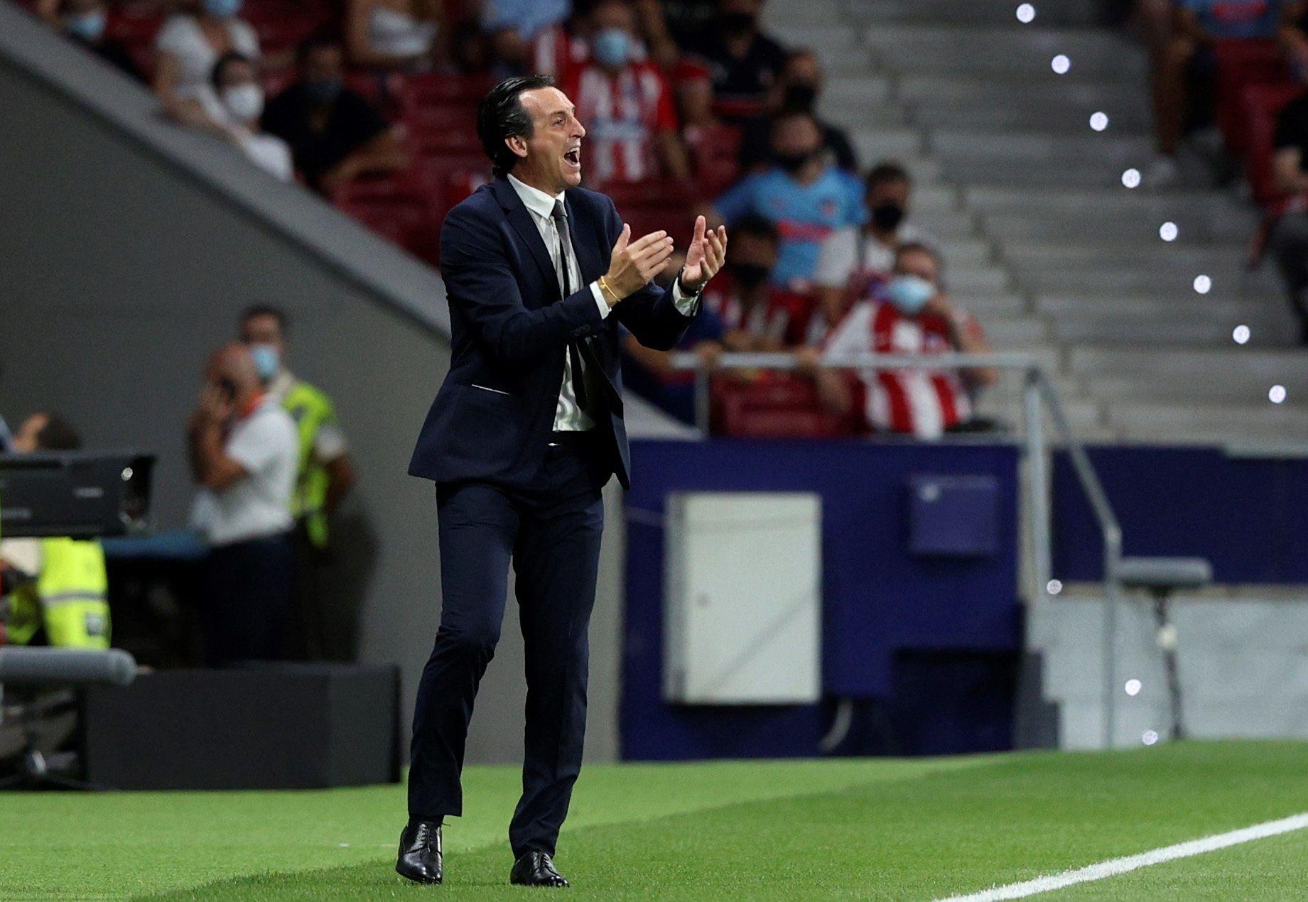 Atlético-Villarreal