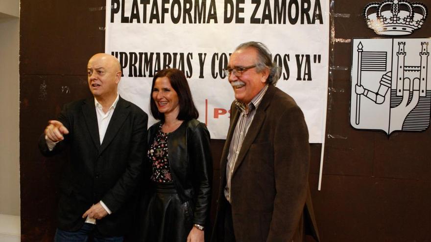 """Odón Elorza: """"La gestora del PSOE ha provocado mayor apoyo a Sánchez"""""""