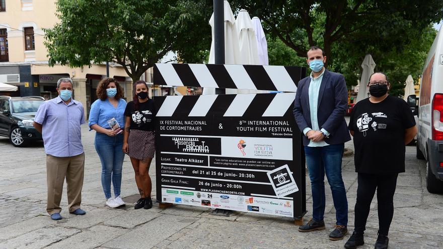 Semana de cine en Plasencia con 36 proyecciones de cortos y gala de premios