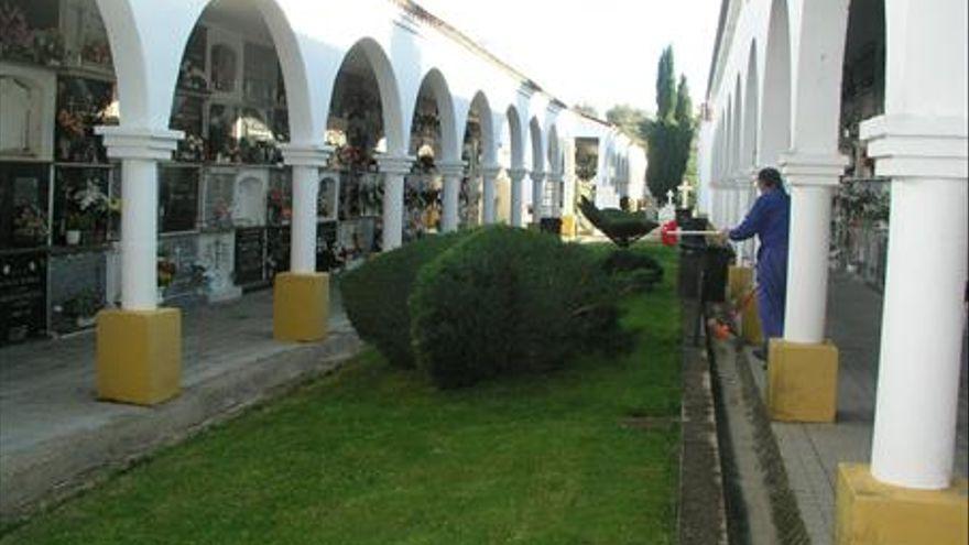 El Ayuntamiento de Coria ampliará el suelo del cementerio municipal con fondos del Plan Activa
