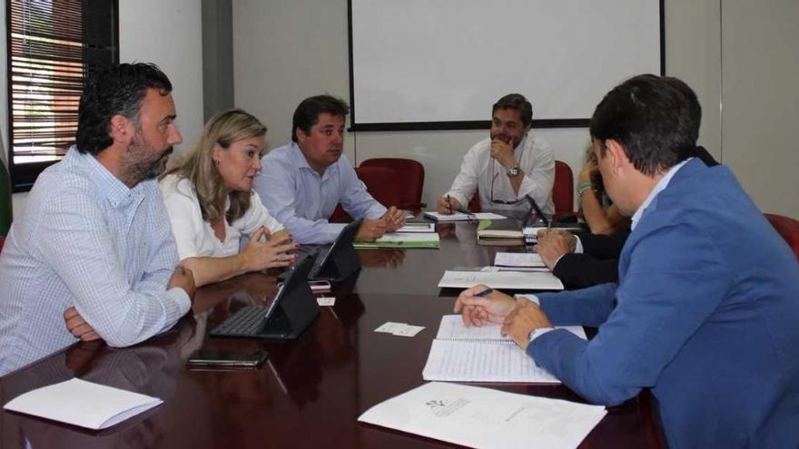 Los organizadores de Biocórdoba se reúnen para dar un impulso a la feria