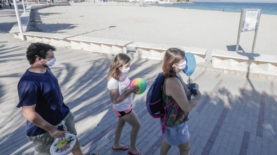 Piden definir el aforo de bañistas y controlar las concentraciones en las playas