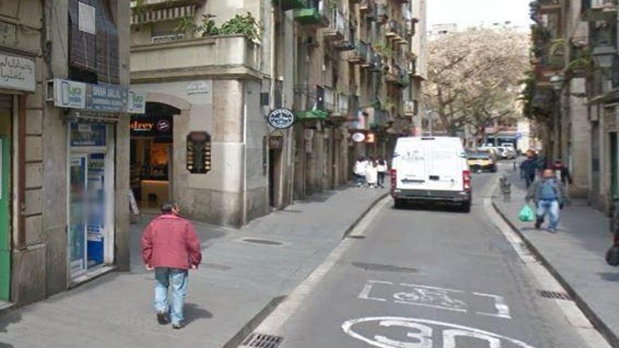 Barcelona investiga la mort d'una dona gran atropellada per un patinet elèctric