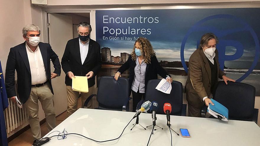 Masiva recogida de firmas en el PP para abrir expediente a Marín