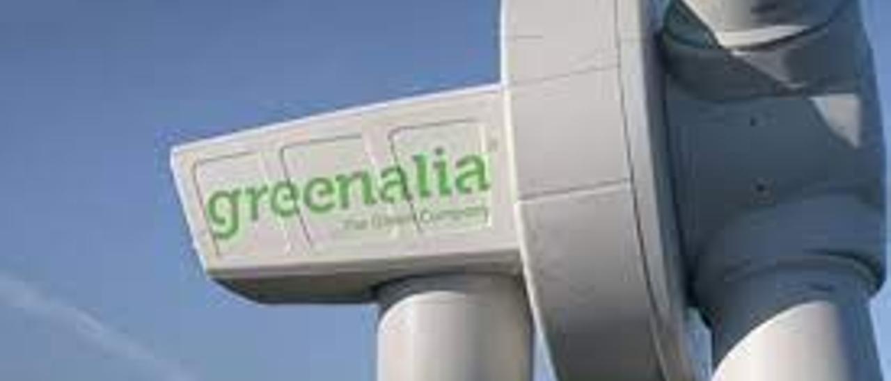 Greenalia tramita su parque eólico marino