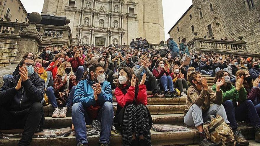 El festival Strenes tanca la 9a edició amb 9.424 espectadors i un concert suspès