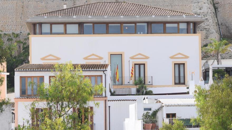 El Ayuntamiento de Ibiza interpone dos sanciones por obras ilegales