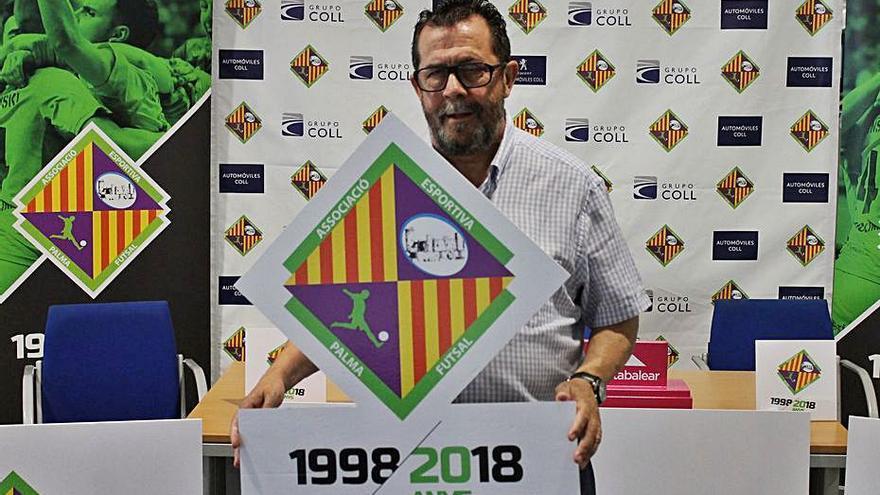 El Palma organiza un torneo para rendir homenaje a Miquel Jaume