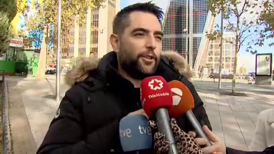 """Dani Mateo: """"Estamos llevando a un payaso frente a un juez por hacer su trabajo"""""""