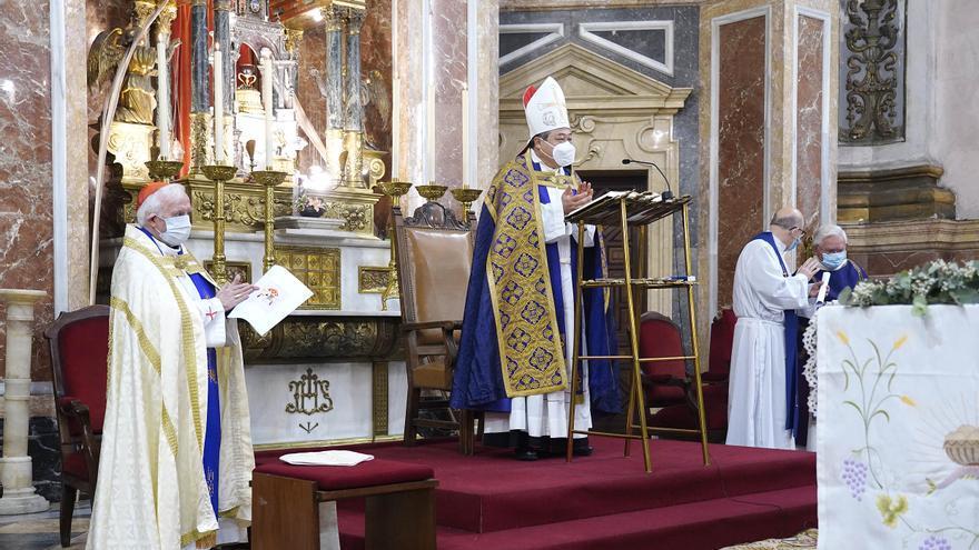 La Iglesia del Sagrado Corazón de Jesús ya es basílica menor de València