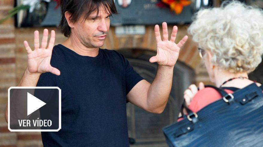 Achero Mañas nos cuenta las anécdotas del rodaje de 'Un mundo normal'