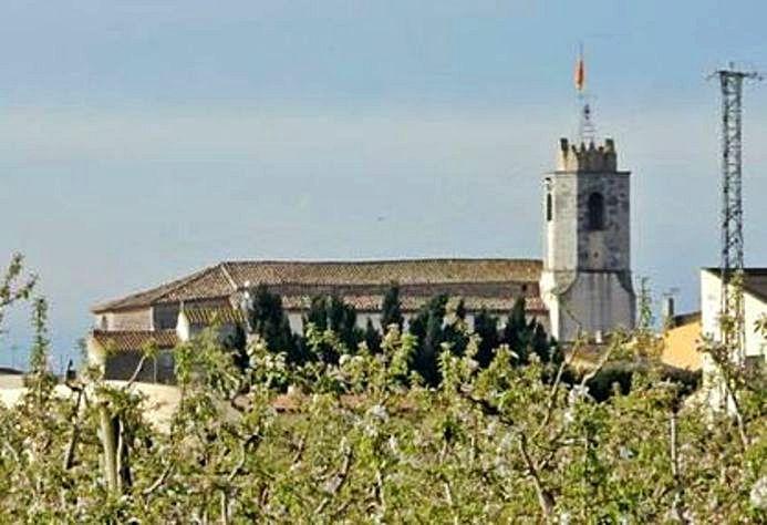 Església de Sant Martí de l'Armentera