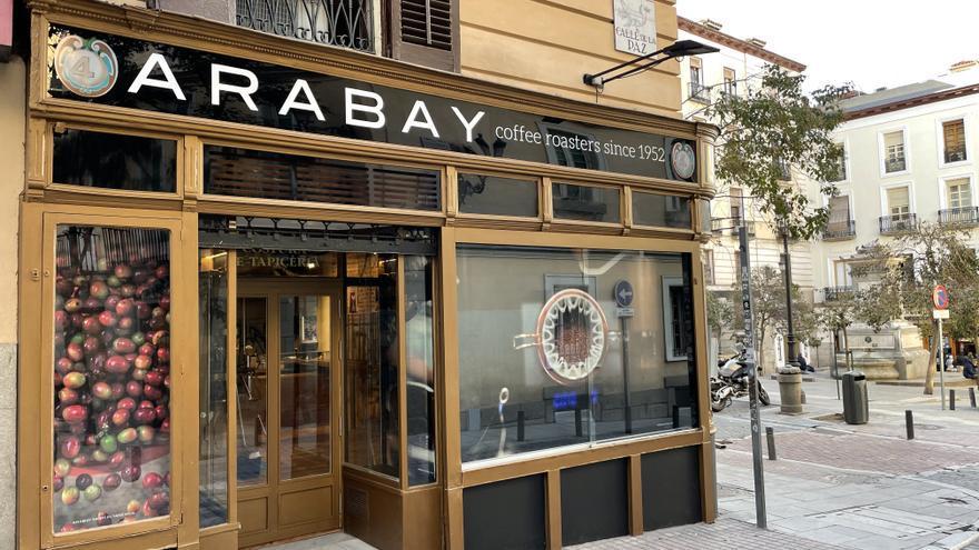 Arabay ha inaugurado su primer establecimiento en Madrid