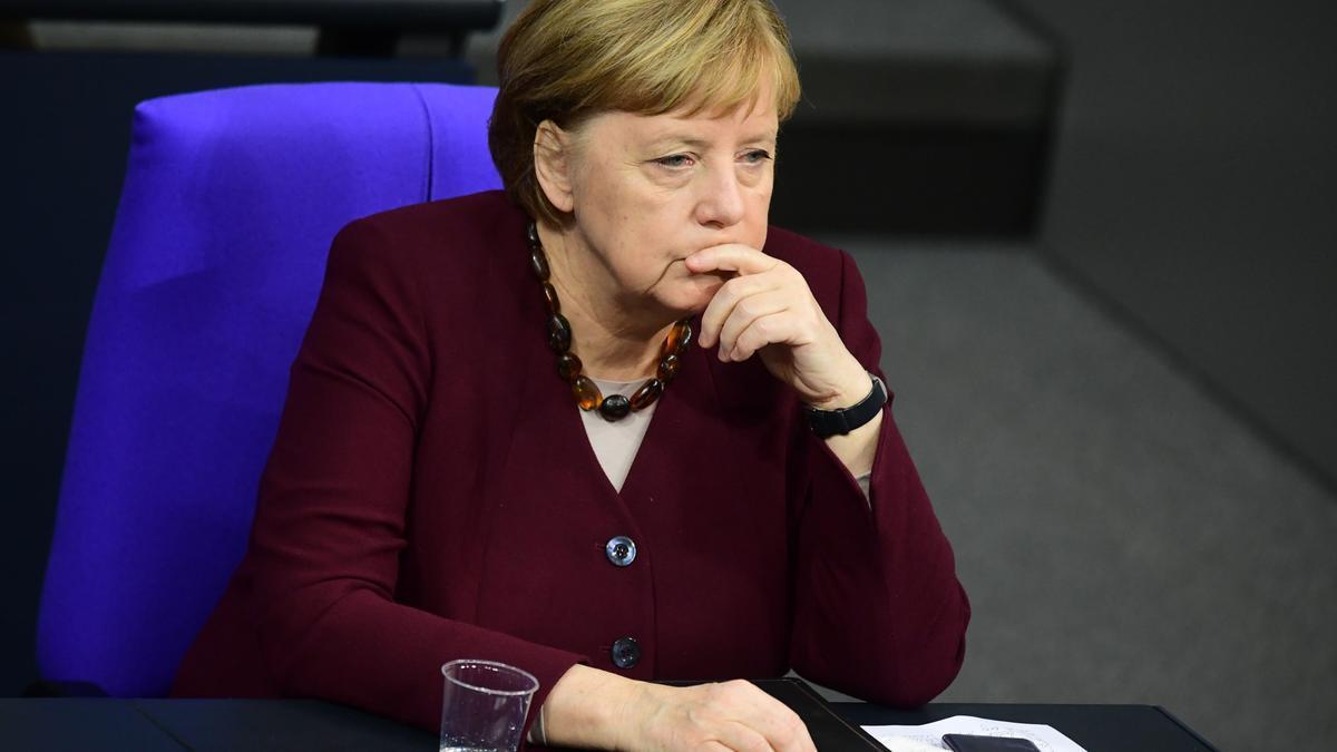 La cancillera alemana Angela Merkel quiere evitar los viajes en vacaciones de Pascua.