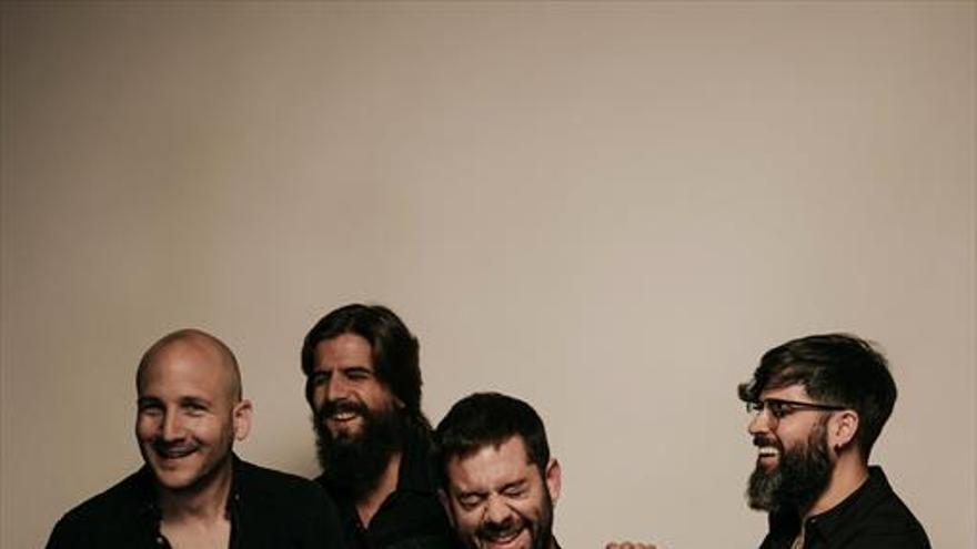 Viva Suecia: «El disco se llama 'El Milagro' por lo que nos está pasando»