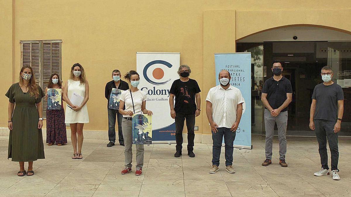 El festival desveló su programación ayer en la Esadib.