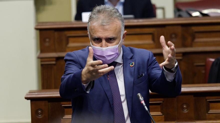 Torres: No hay fisuras, Canarias no será ni la cárcel ni el muro de Europa
