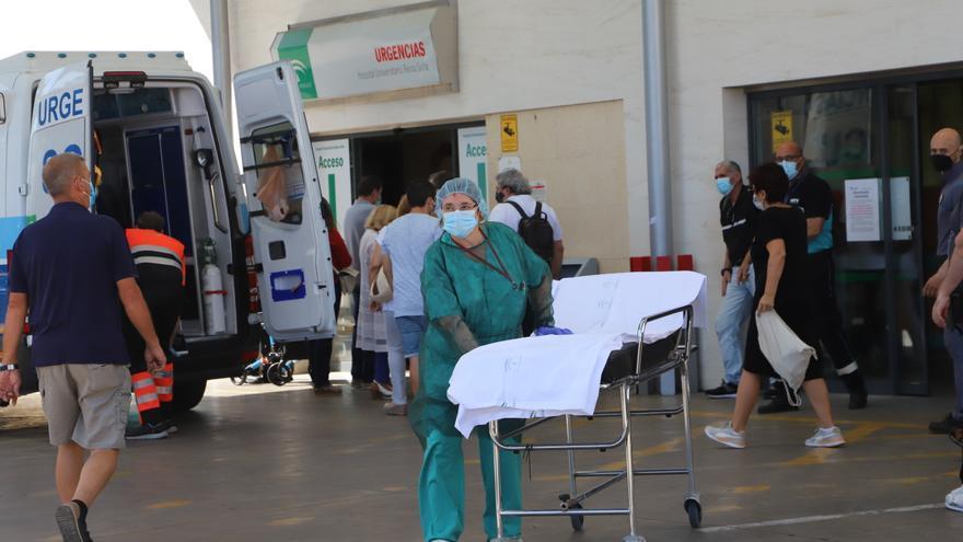 UGT denuncia la agresión a un vigilante de seguridad del hospital Reina Sofía