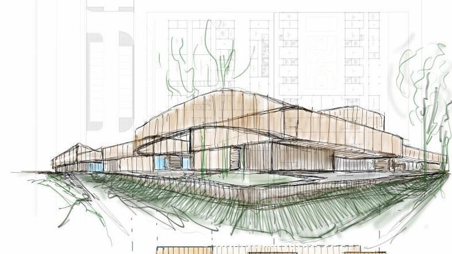 El nuevo colegio Pla de la Mesquita de Xàtiva acogerá a 130 alumnos