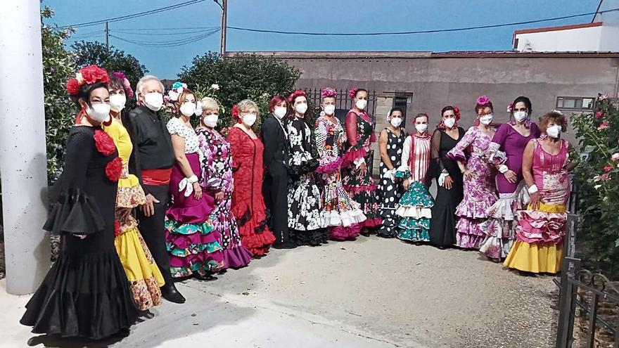 """El flamenco brilla con """"Alegría"""" en Benegiles"""