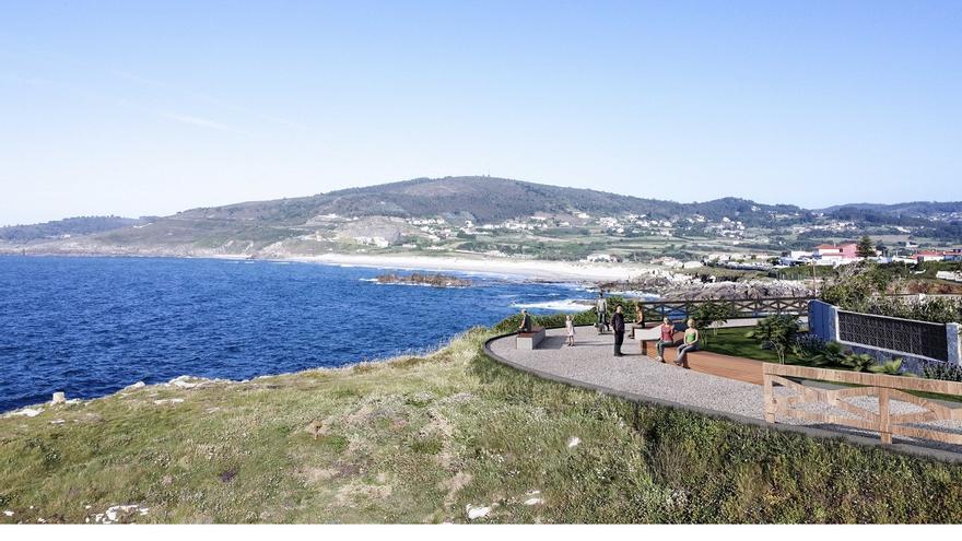 Las temperaturas bajan en Galicia en otro día de tiempo estable