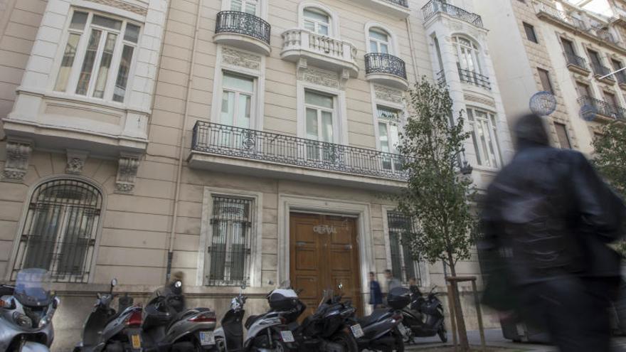 La patronal CEV aún busca llenar el espacio que AVE rechazó en la antigua sede de Cierval