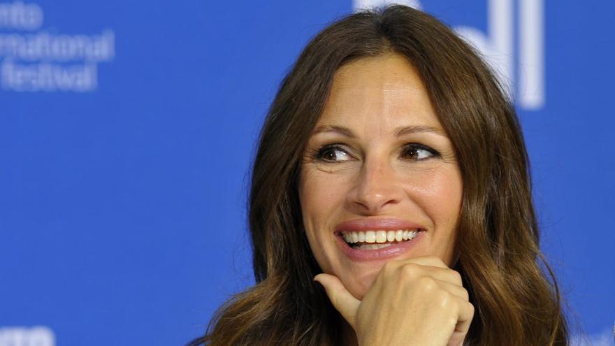 Julia Roberts y Sean Penn unirán fuerzas en una serie sobre el caso Watergate